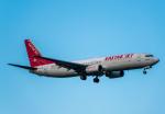 Cygnus00さんが、新千歳空港で撮影したイースター航空 737-86Nの航空フォト(飛行機 写真・画像)