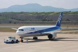 Hiro-hiroさんが、長崎空港で撮影した全日空 767-381の航空フォト(飛行機 写真・画像)