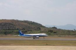 Hiro-hiroさんが、長崎空港で撮影した全日空 A320-211の航空フォト(飛行機 写真・画像)