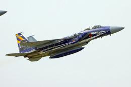 BENNYさんが、新田原基地で撮影した航空自衛隊 F-15DJ Eagleの航空フォト(飛行機 写真・画像)