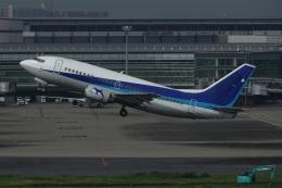 いんちゃんさんが、羽田空港で撮影したANAウイングス 737-54Kの航空フォト(飛行機 写真・画像)