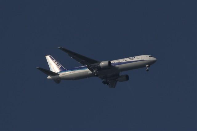 Nekoairlinesさんが、羽田空港で撮影した全日空 767-381/ERの航空フォト(飛行機 写真・画像)