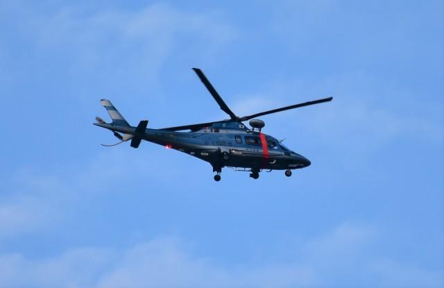 RyuRyu1212さんが、入間飛行場で撮影した埼玉県警察 A109E Powerの航空フォト(飛行機 写真・画像)