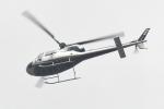 500さんが、自宅上空で撮影した日本法人所有 AS350B Ecureuilの航空フォト(飛行機 写真・画像)