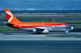パール大山さんが、サンフランシスコ国際空港で撮影したカナディアン・パシフィック・エアラインズ 737-217/Advの航空フォト(飛行機 写真・画像)
