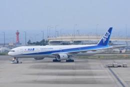 M.Tさんが、関西国際空港で撮影した全日空 777-381の航空フォト(飛行機 写真・画像)
