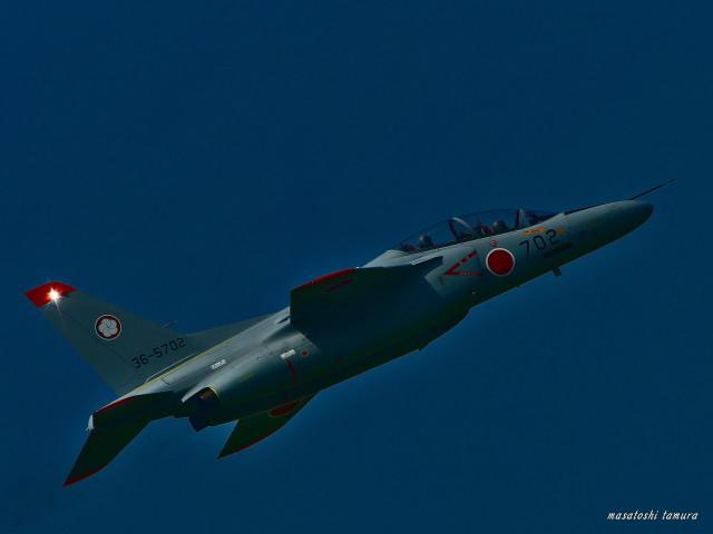 MASACHANさんが、新田原基地で撮影した航空自衛隊 T-4の航空フォト(飛行機 写真・画像)