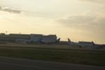ガスパールさんが、関西国際空港で撮影したシルクウェイ・ウェスト・エアラインズ 747-83QFの航空フォト(飛行機 写真・画像)