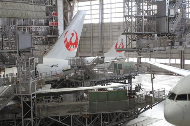 TAK_HND_NRTさんが、羽田空港で撮影した日本航空 767-346の航空フォト(飛行機 写真・画像)