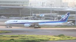 誘喜さんが、羽田空港で撮影した全日空 777-381/ERの航空フォト(飛行機 写真・画像)