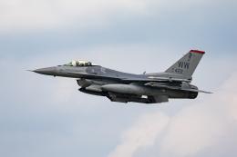 new_2106さんが、横田基地で撮影したアメリカ空軍 F-16CM-50-CF Fighting Falconの航空フォト(飛行機 写真・画像)