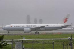 SGHGさんが、成田国際空港で撮影した中国国際貨運航空 777-FFTの航空フォト(飛行機 写真・画像)
