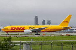 SGHGさんが、成田国際空港で撮影したDHL 777-FZNの航空フォト(飛行機 写真・画像)