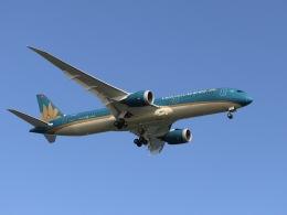 ぽん太さんが、羽田空港で撮影したベトナム航空 787-9の航空フォト(飛行機 写真・画像)