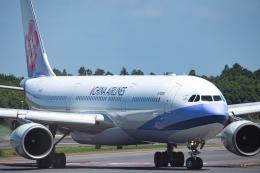 SGR RT 改さんが、成田国際空港で撮影したチャイナエアライン A330-302の航空フォト(飛行機 写真・画像)