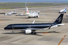 かっちゃん✈︎さんが、中部国際空港で撮影したスターフライヤー A320-214の航空フォト(飛行機 写真・画像)