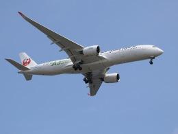ぽん太さんが、羽田空港で撮影した日本航空 A350-941の航空フォト(飛行機 写真・画像)