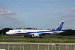 赤ちんさんが、成田国際空港で撮影した全日空 777-381/ERの航空フォト(飛行機 写真・画像)