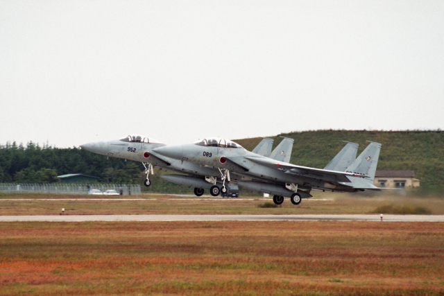 松島基地 - Matsushima Airbase [RJST]で撮影された松島基地 - Matsushima Airbase [RJST]の航空機写真(フォト・画像)