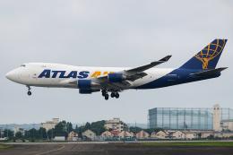 Tomo-Papaさんが、横田基地で撮影したアトラス航空 747-47UF/SCDの航空フォト(飛行機 写真・画像)