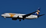 鉄バスさんが、成田国際空港で撮影したMIATモンゴル航空 737-8SHの航空フォト(飛行機 写真・画像)