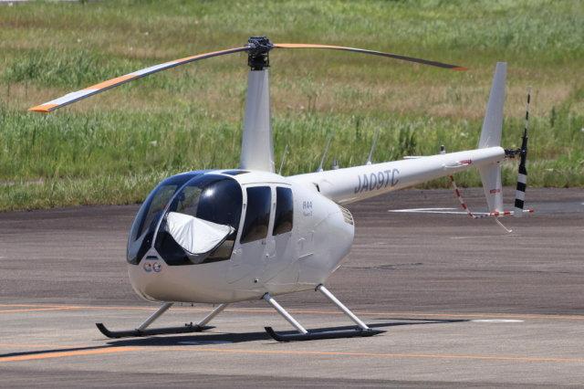 korosukeさんが、南紀白浜空港で撮影した大阪航空 R44 Raven IIの航空フォト(飛行機 写真・画像)