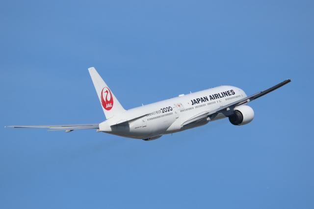 kaz787さんが、伊丹空港で撮影した日本航空 777-246の航空フォト(飛行機 写真・画像)