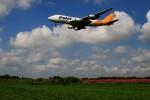 ☆ライダーさんが、成田国際空港で撮影したポーラーエアカーゴ 747-46NF/SCDの航空フォト(飛行機 写真・画像)