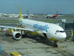LOVE767さんが、香港国際空港で撮影したセブパシフィック航空 A330-343Xの航空フォト(飛行機 写真・画像)