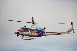 ゆーすきんさんが、名古屋飛行場で撮影した国土交通省 地方整備局 412EPの航空フォト(飛行機 写真・画像)