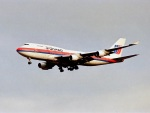 エルさんが、成田国際空港で撮影したユナイテッド航空 747-422の航空フォト(飛行機 写真・画像)