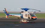 asuto_fさんが、大分空港で撮影した中日本航空 AS350B Ecureuilの航空フォト(飛行機 写真・画像)