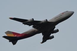木人さんが、成田国際空港で撮影したアシアナ航空 747-48EF/SCDの航空フォト(飛行機 写真・画像)