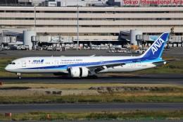 ばっきーさんが、羽田空港で撮影した全日空 787-9の航空フォト(飛行機 写真・画像)