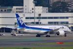 HISAHIさんが、福岡空港で撮影した全日空 787-8 Dreamlinerの航空フォト(飛行機 写真・画像)