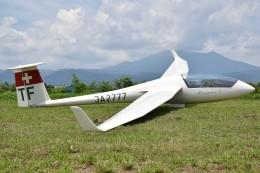 とびたさんが、長野市滑空場で撮影した日本個人所有 Discus bTの航空フォト(飛行機 写真・画像)