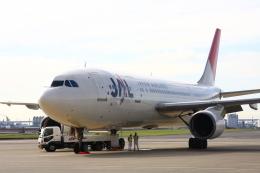 Hiro-hiroさんが、羽田空港で撮影した日本航空 A300B4-622Rの航空フォト(飛行機 写真・画像)