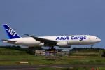 ☆ライダーさんが、成田国際空港で撮影した全日空 777-F81の航空フォト(飛行機 写真・画像)