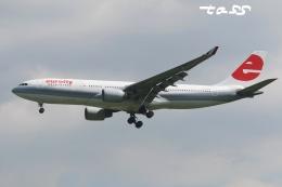 tassさんが、成田国際空港で撮影したユーロフライ A330-223の航空フォト(飛行機 写真・画像)