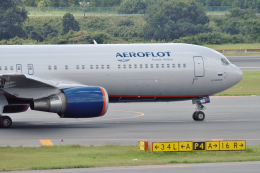 senyoさんが、成田国際空港で撮影したアエロフロート・ロシア航空 767-341/ERの航空フォト(飛行機 写真・画像)