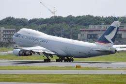 senyoさんが、成田国際空港で撮影したキャセイパシフィック航空 747-2L5B(SF)の航空フォト(飛行機 写真・画像)