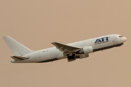 キャスバルさんが、フェニックス・スカイハーバー国際空港で撮影したエア・トランスポート・インターナショナル 767-223(BDSF)の航空フォト(飛行機 写真・画像)