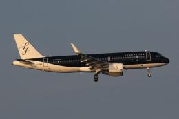 ryu330さんが、羽田空港で撮影したスターフライヤー A320-214の航空フォト(飛行機 写真・画像)