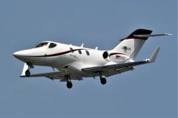 kiheiさんが、名古屋飛行場で撮影した朝日航洋 HA-420の航空フォト(飛行機 写真・画像)