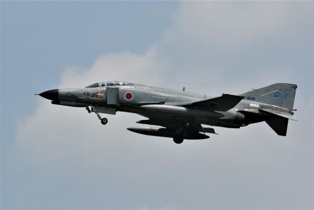 kiheiさんが、名古屋飛行場で撮影した航空自衛隊 F-4EJ Kai Phantom IIの航空フォト(飛行機 写真・画像)