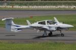 MOR1(新アカウント)さんが、鹿児島空港で撮影した日本法人所有 DA42 NG TwinStarの航空フォト(飛行機 写真・画像)