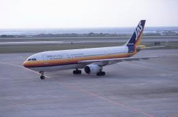kumagorouさんが、那覇空港で撮影した日本エアシステム A300B4-622Rの航空フォト(飛行機 写真・画像)