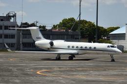 リョウさんが、鹿児島空港で撮影したGENERAL DYNAMICS CORPの航空フォト(飛行機 写真・画像)