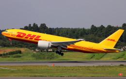 T.Kenさんが、成田国際空港で撮影したエアロ・ロジック 777-FZNの航空フォト(飛行機 写真・画像)