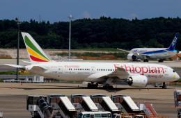 T.Kenさんが、成田国際空港で撮影したエチオピア航空 787-8 Dreamlinerの航空フォト(飛行機 写真・画像)